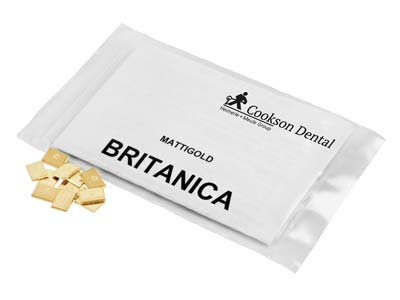 Brittanica Casting Pieces | 7x10mm | 1g Pieces