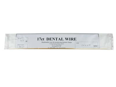 Dental Wires